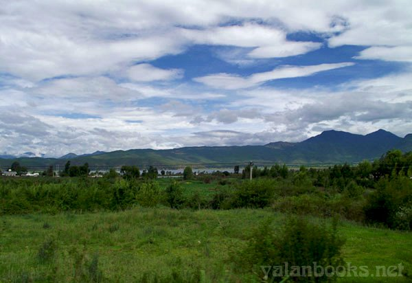 Lashi Lake Lijiang Photography Romanticism  拉市海 浪漫主义 风光摄影 Yalan雅岚 黑摄会